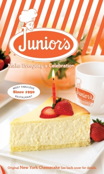 Junior's Original N.Y. Cheesecake