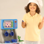 """Behind the Scenes"" video of kids' photo-shoot for Amloid Toys' packaging project."