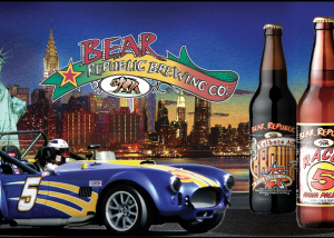 CGP Truck wrap for ski beer