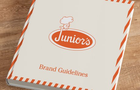 Junior's Brand Book